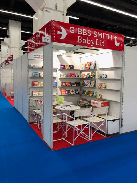 The Frankfurt Book Fair